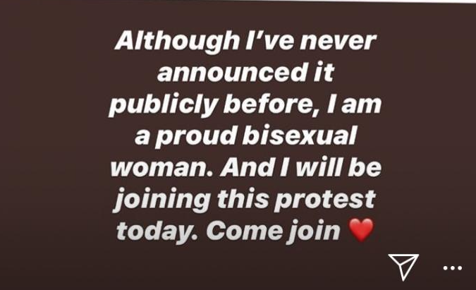 coming-out Lili Reinhart