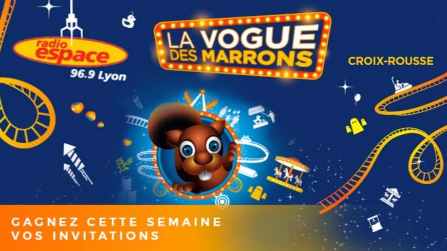 GAGNEZ DES TOURS DE MANEGE POUR LA VOGUE DES MARRONS !