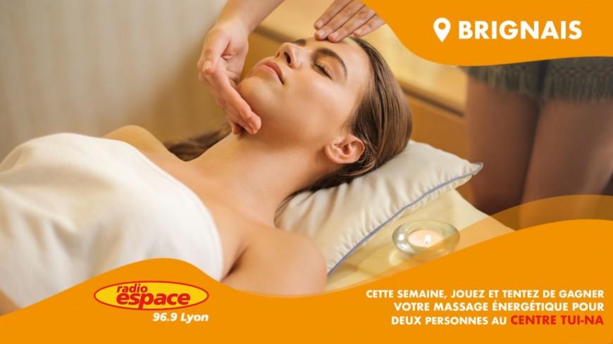 Radio Espace vous offre toute cette semaine votre massage en duo !