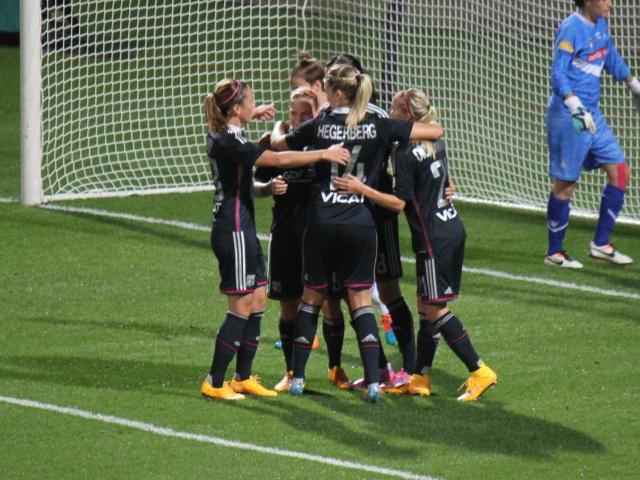 Victoire écrasante de l'OL féminin en finale de Ligue des Champions contre Barcelone (4-1)