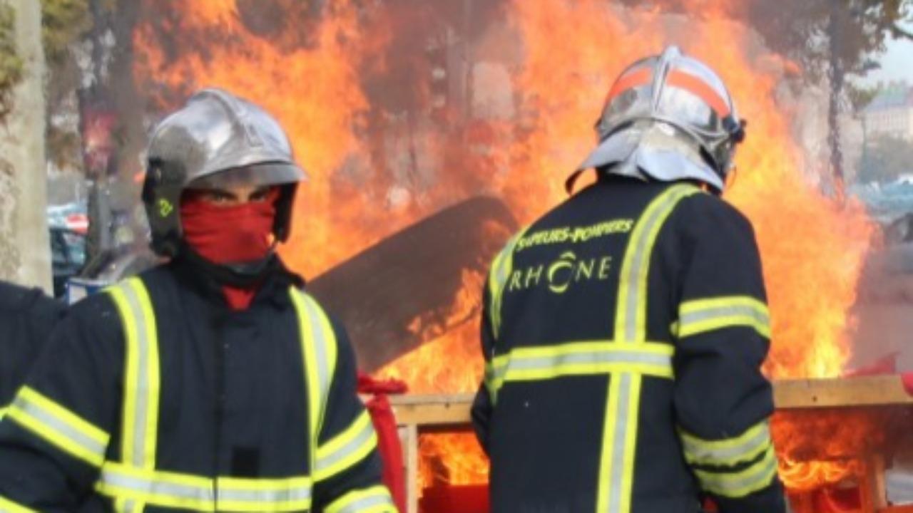 Lyon : 2 morts lors d'un incendie sur la route de Vienne !