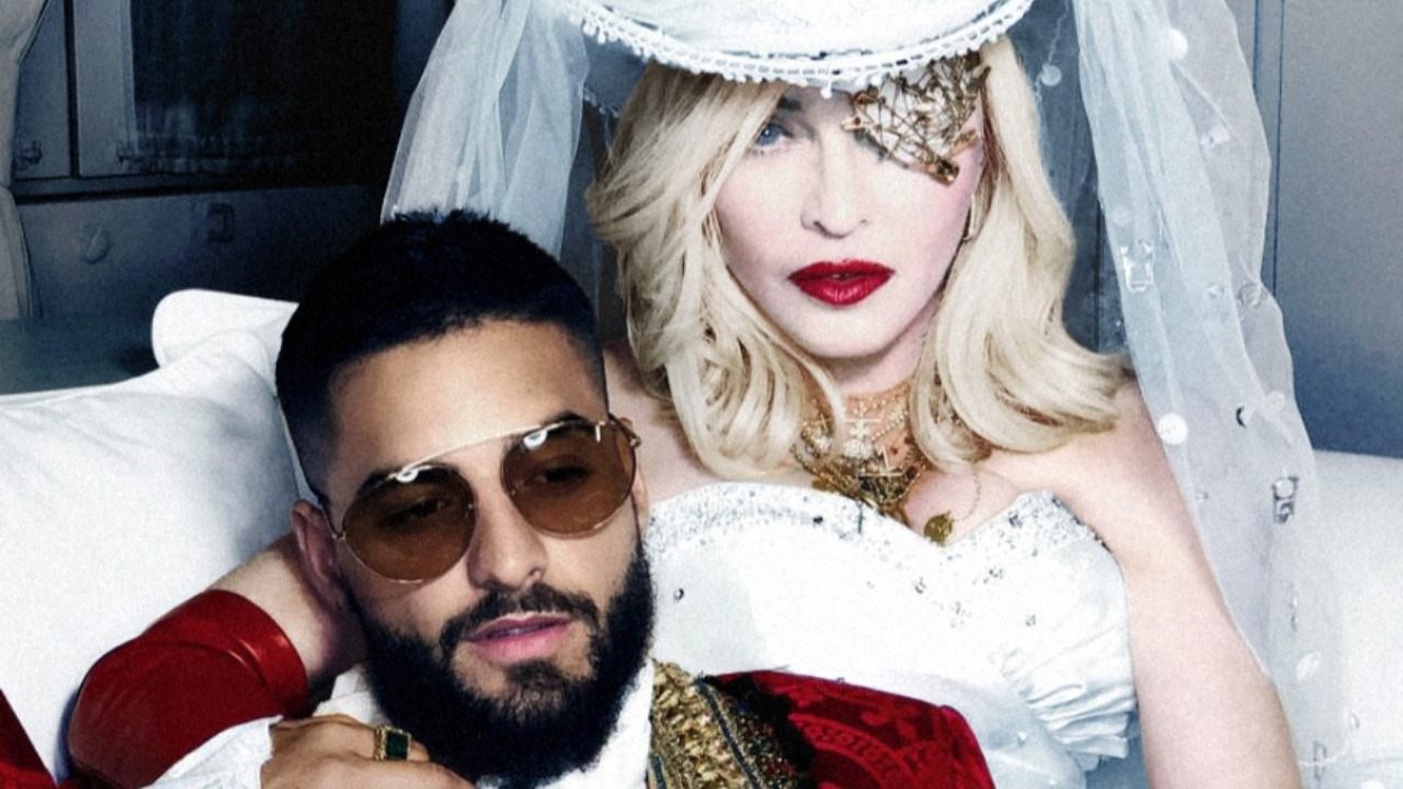 Madonna de retour avec un nouveau single !