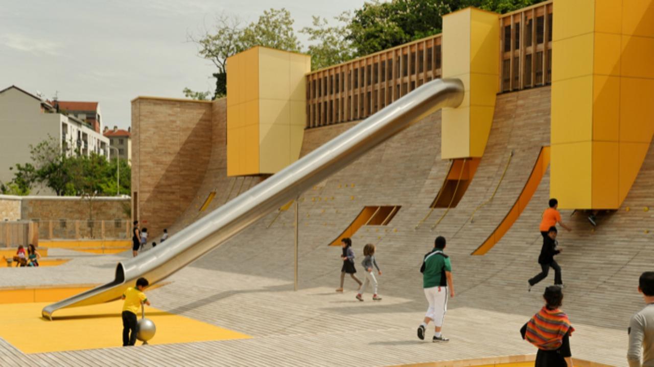 Le nouveau Parc Blandan se dévoile