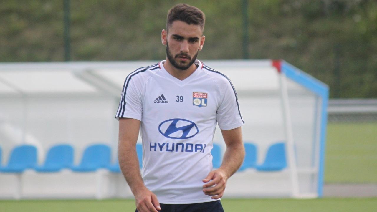 Sans avoir joué à Lyon, Romain Del Castillo quitte l'OL pour rejoindre Rennes
