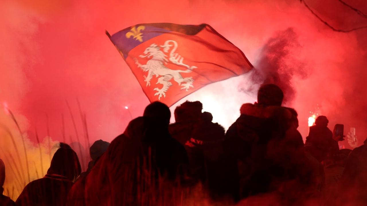 Le verdict de l'UEFA après les débordements lors d'OL-CSKA reporté