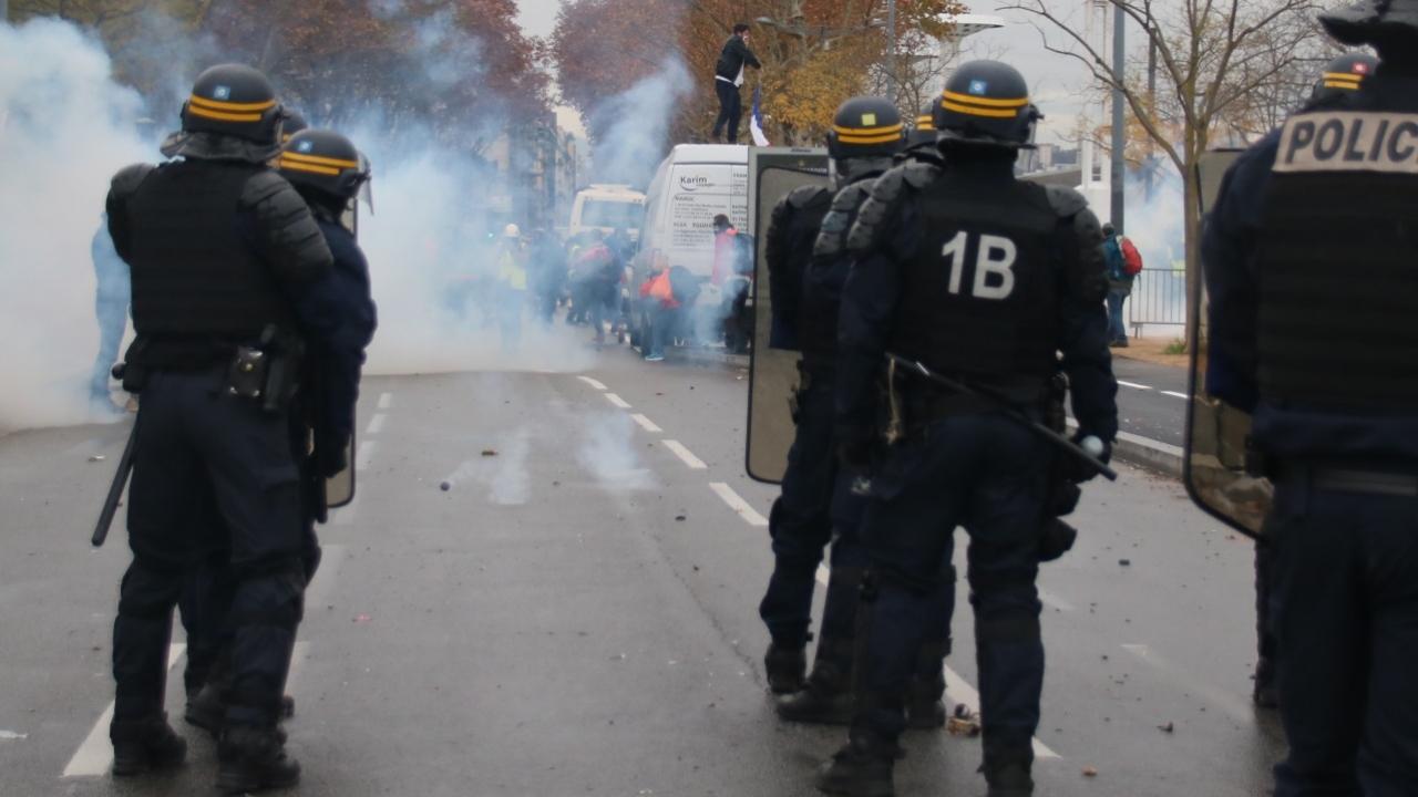 Lyon : 16 casseurs devant la justice aujourd'hui !