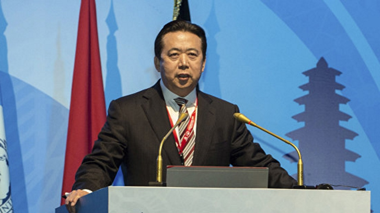 Lyon : Le président d'Interpol porté disparu en Chine !