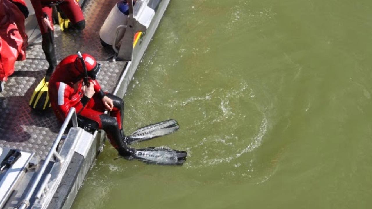 Une adolescente disparaît dans les eaux du Rhône — Villeurbanne