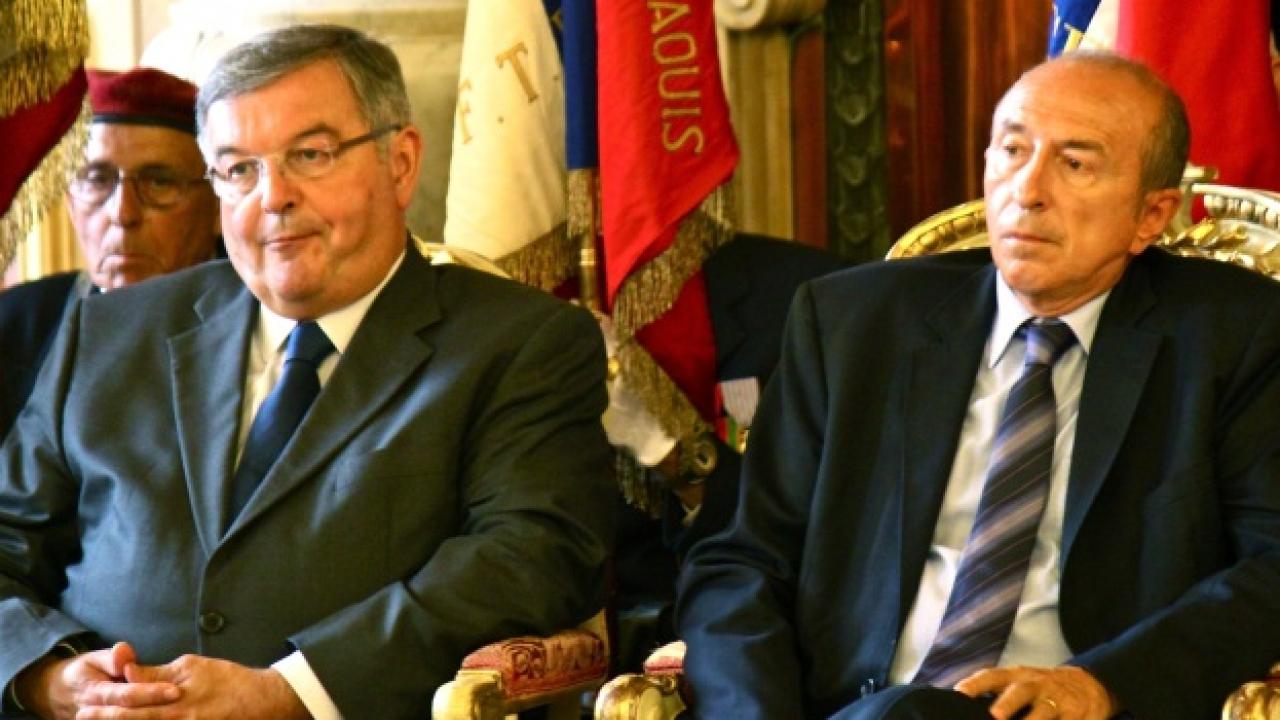 Gérard Collomb trouve profondément injuste le sort de Michel Mercier