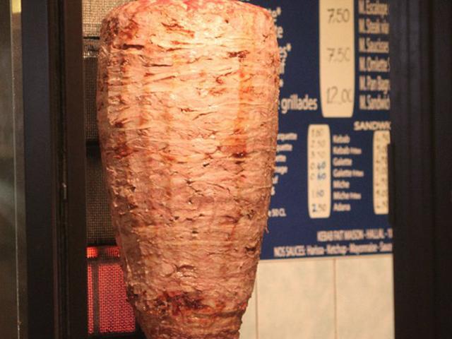 Lyon : incendie dans un kebab de Perrache