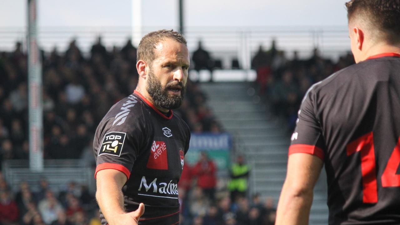 Le LOU Rugby s'est repu de Bordeaux (49-14)