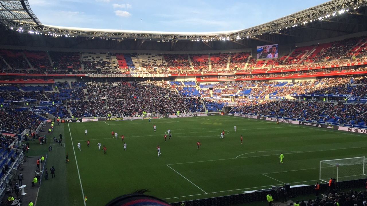 Le Parc OL devient le Groupama Stadium — Naming