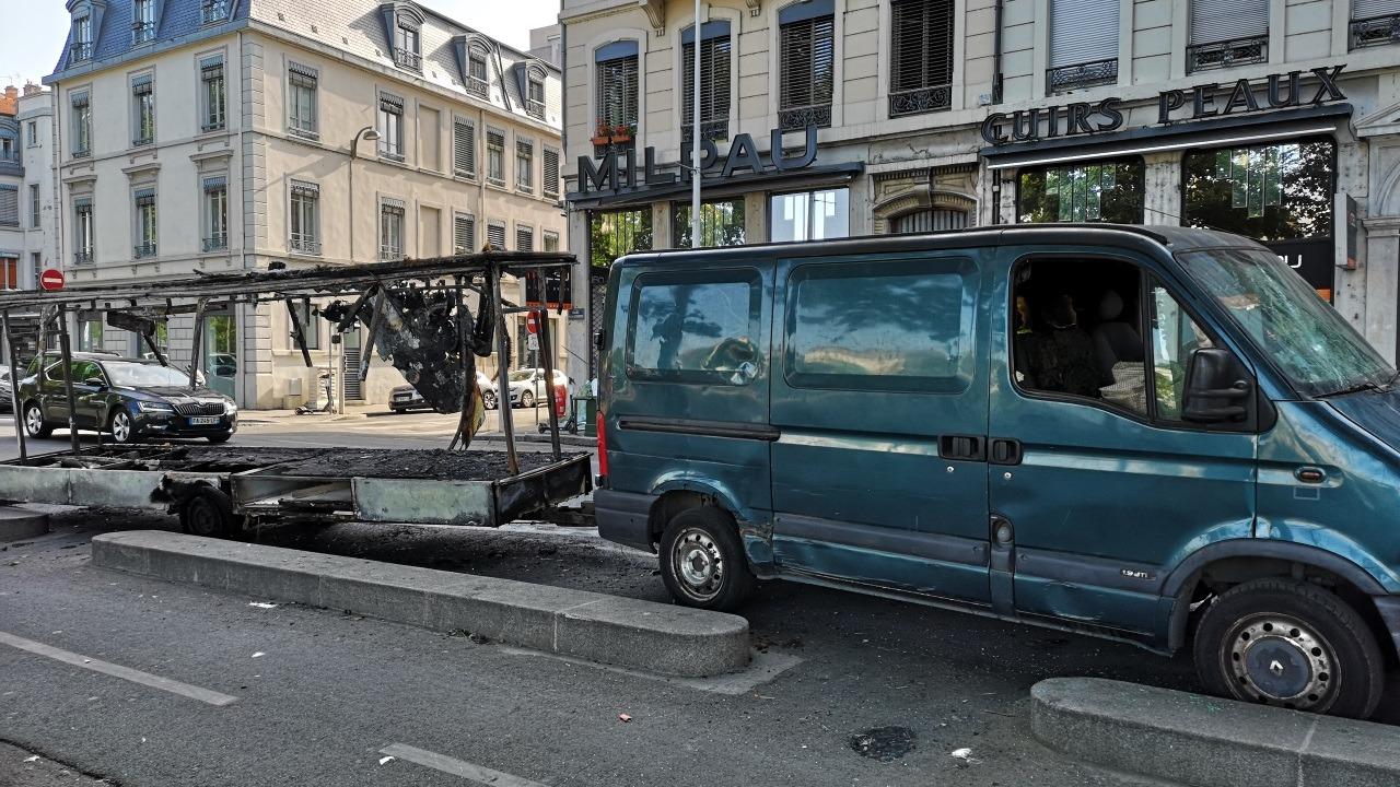 CAN : nouveaux affrontements à Lyon
