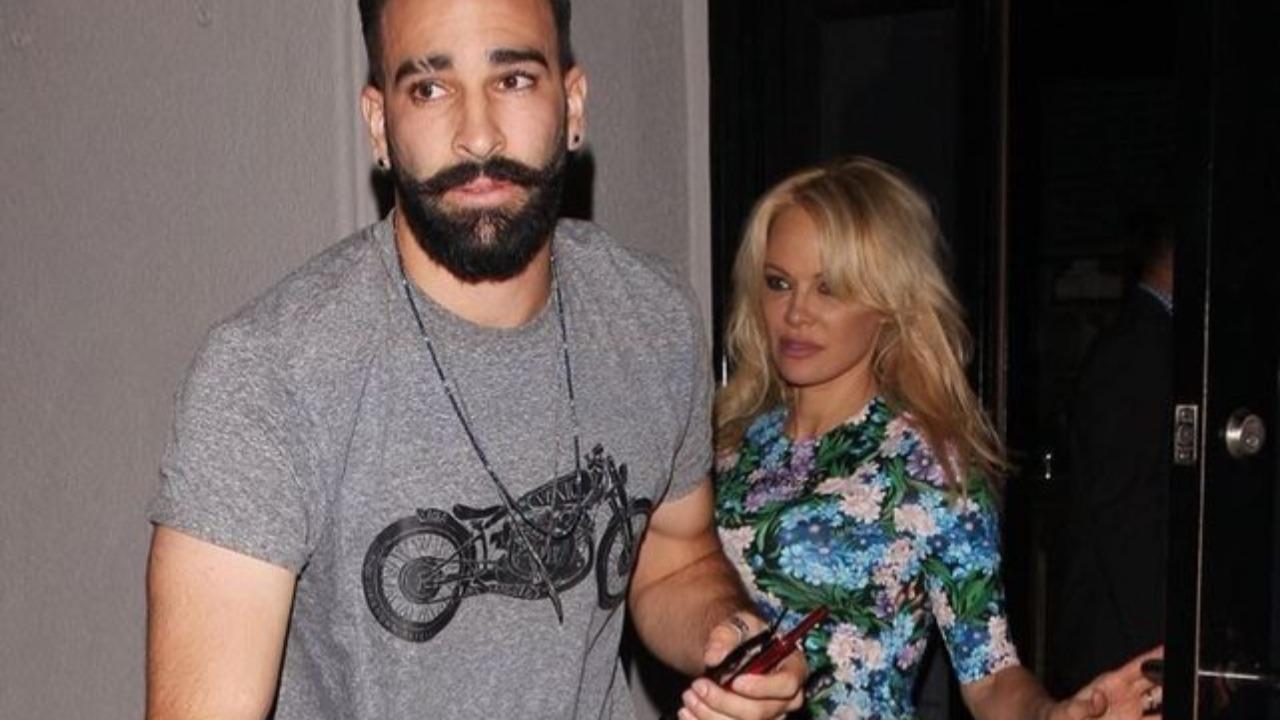 Adil Rami veut se venger de Pamela Anderson