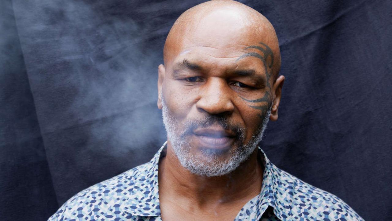 Mike Tyson achète près de 40 000$ de cannabis par mois
