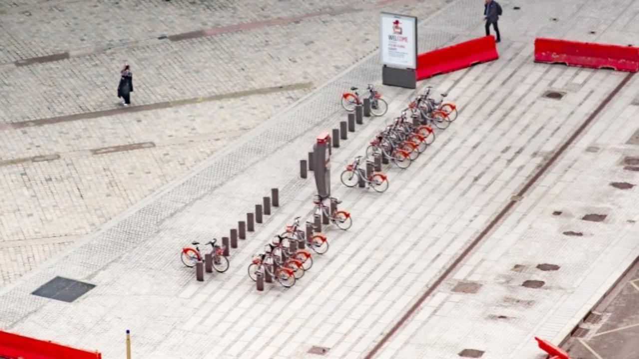 30 nouvelles stations Vélo'v ont ouvert aujourd'hui dans l'agglomération