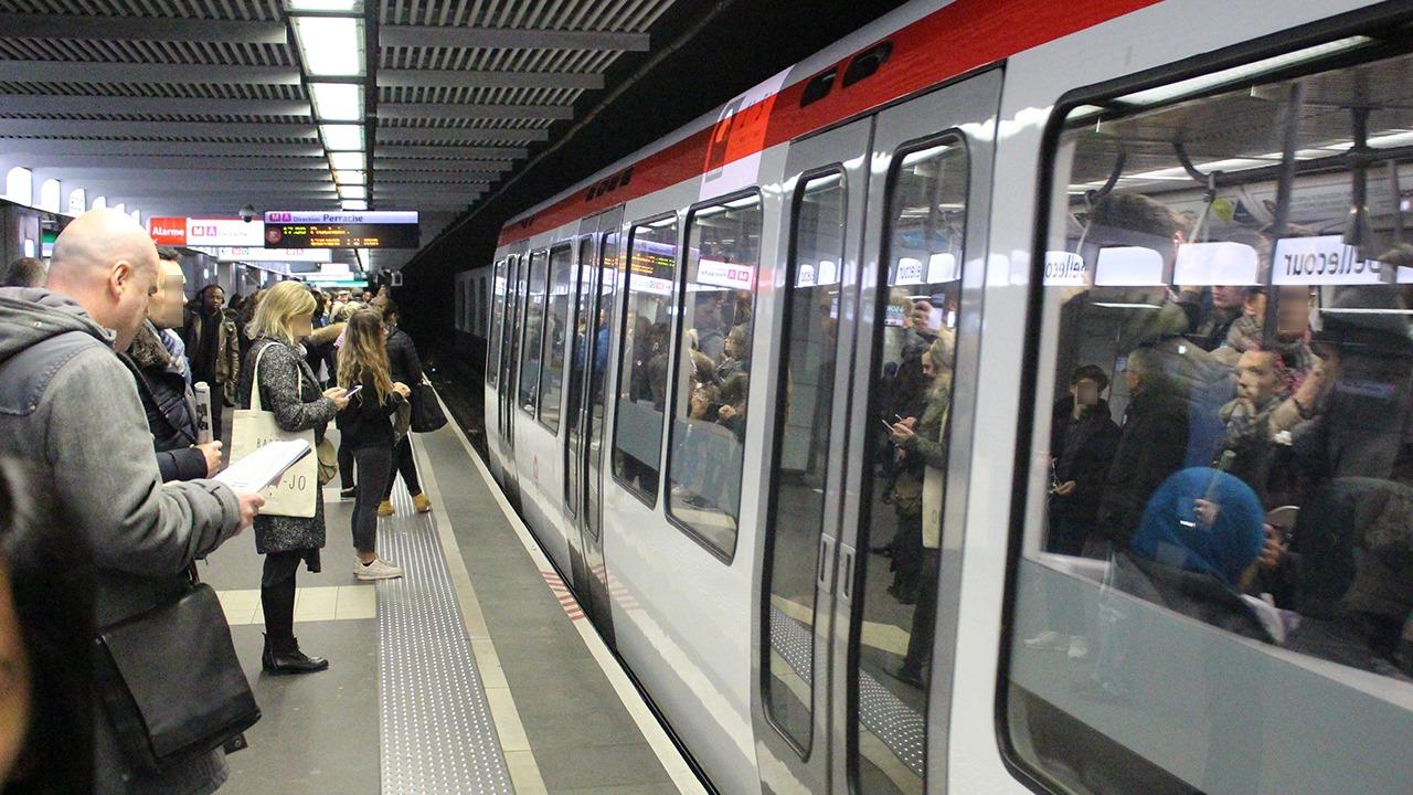 La 4G disponible dans le métro lyonnais !