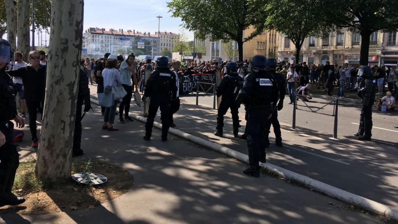 Interdiction de manifester en centre-ville ce samedi