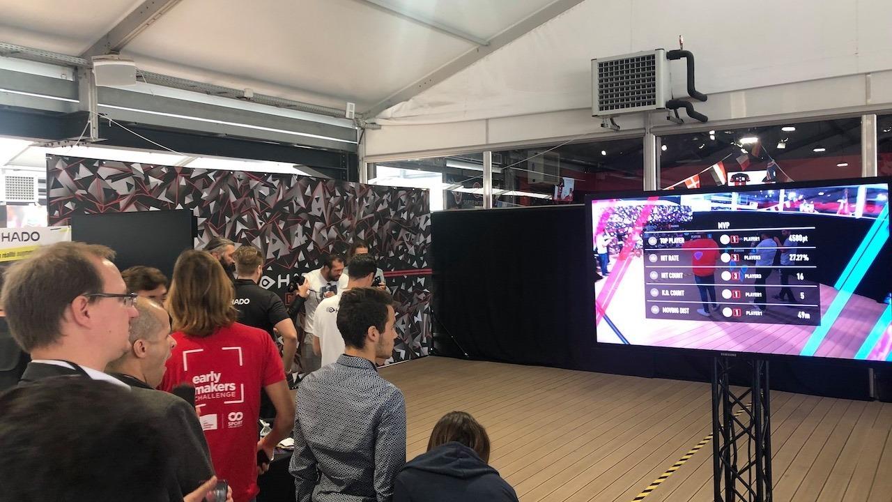 Sport Unlimitech, le festival qui mixe sport et innovation