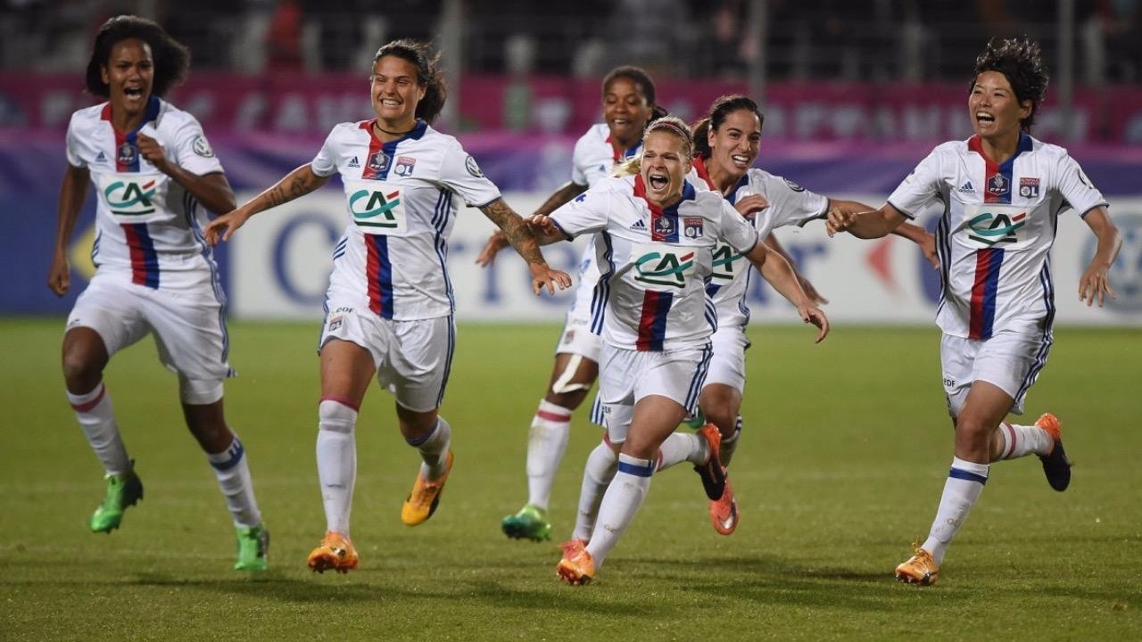 OL Féminin : 3 Lyonnaises distinguées lors de The Best FIFA