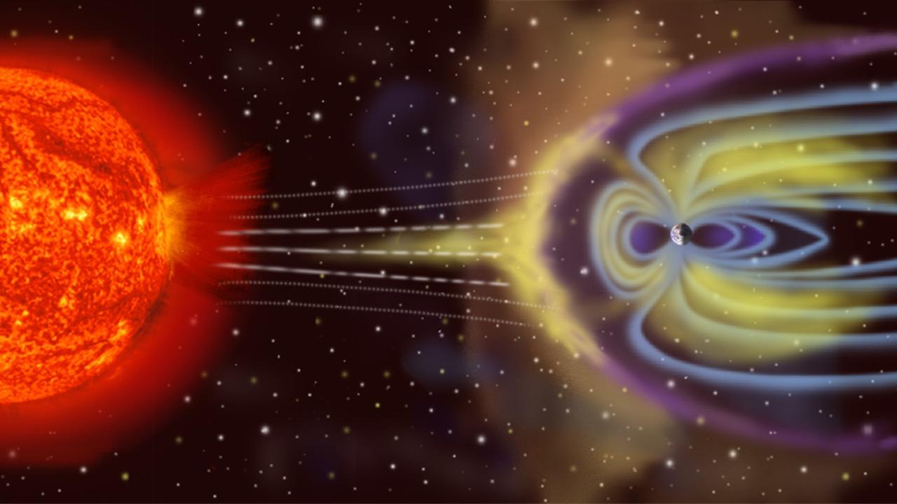 Un orage magnétique se rapproche de la Terre