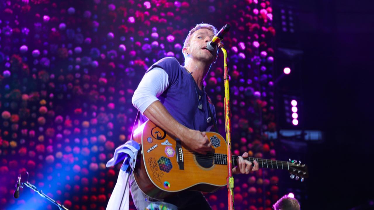 le groupe Coldplay fait son grand retour en Novembre !