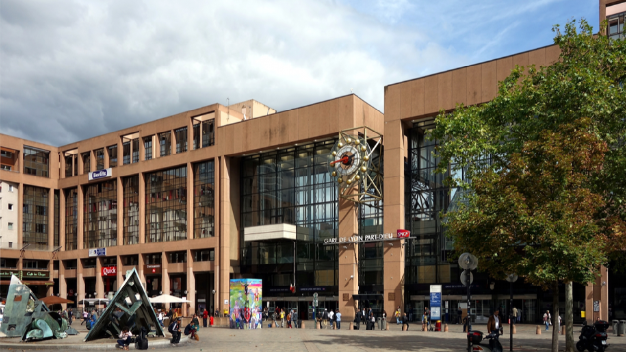 Malaise mortel dans un train en gare de Lyon Part-Dieu ce week-end