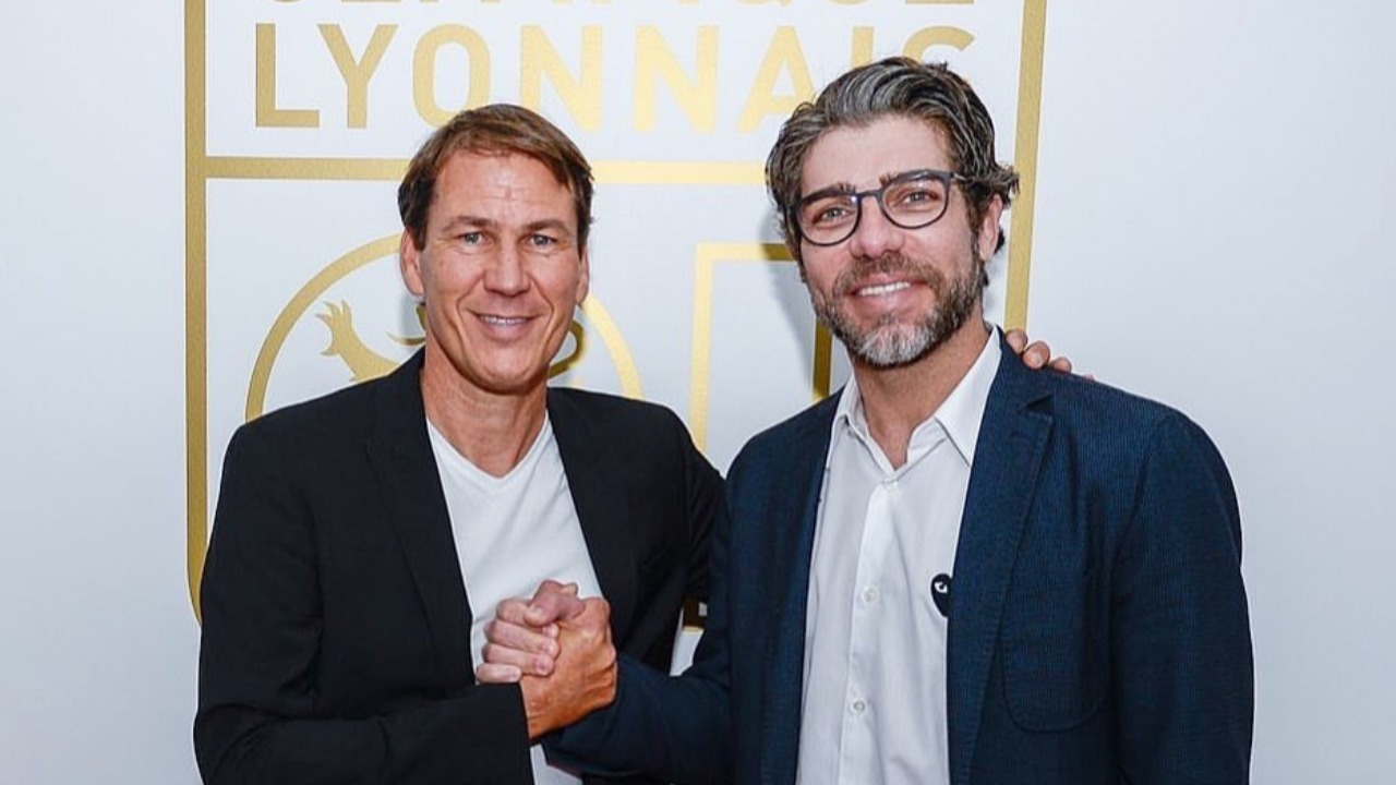 Rudi Garcia succède à Sylvinho (officiel)