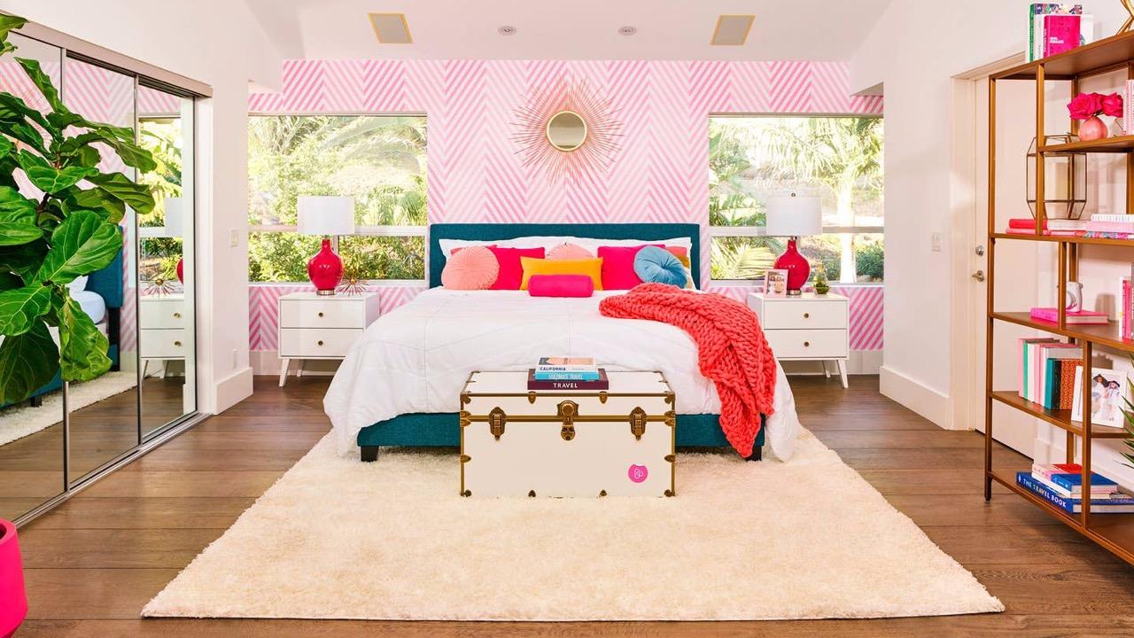 La maison de Barbie® à louer sur Airbnb