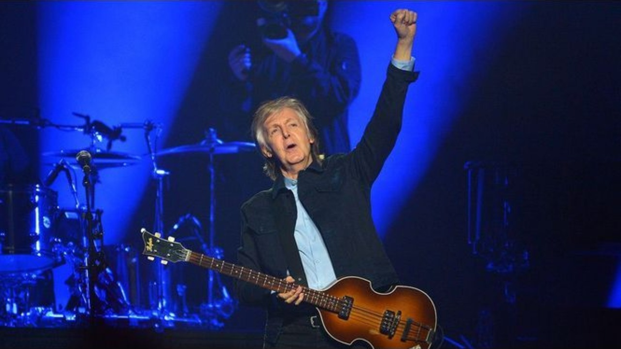 Paul McCartney à Lyon