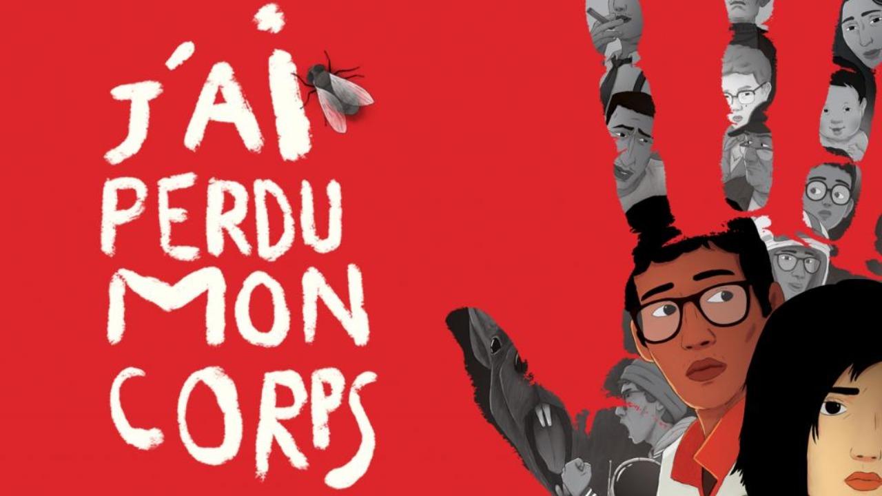 Un film d'animation réalisé à Villeurbanne nommé pour les Oscars