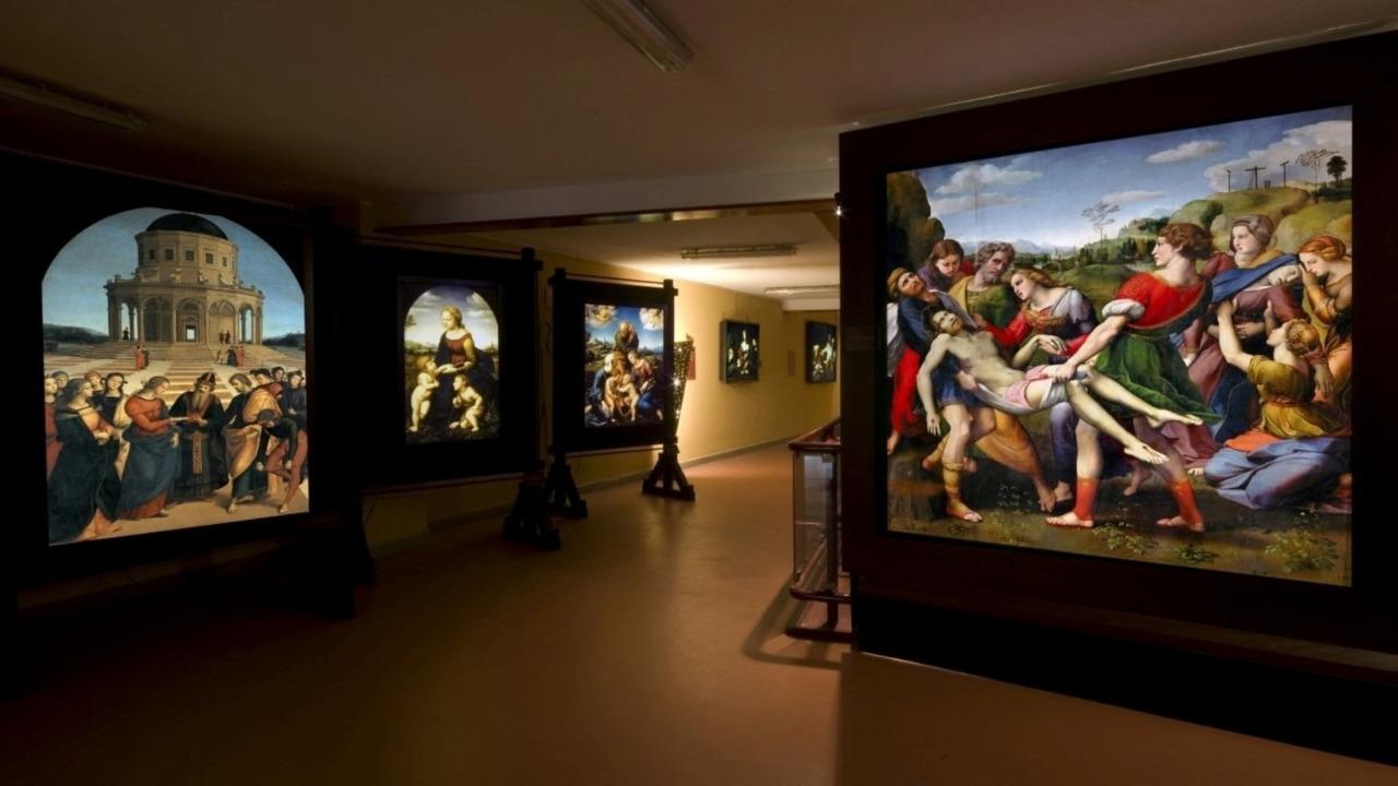 Les oeuvres de Léonard de Vinci, exposées en version digitale