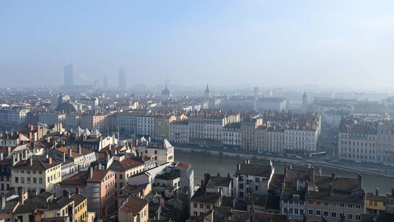 Un nouvel épisode de pollution à Lyon pour cette fin de semaine