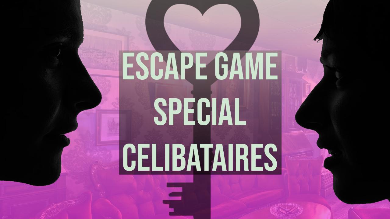 Saint-Valentin : Un escape game spécial célibataires !