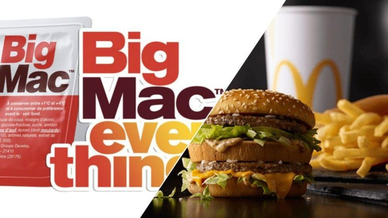 Nouveau : La sauce Big Mac arrive à Mcdo
