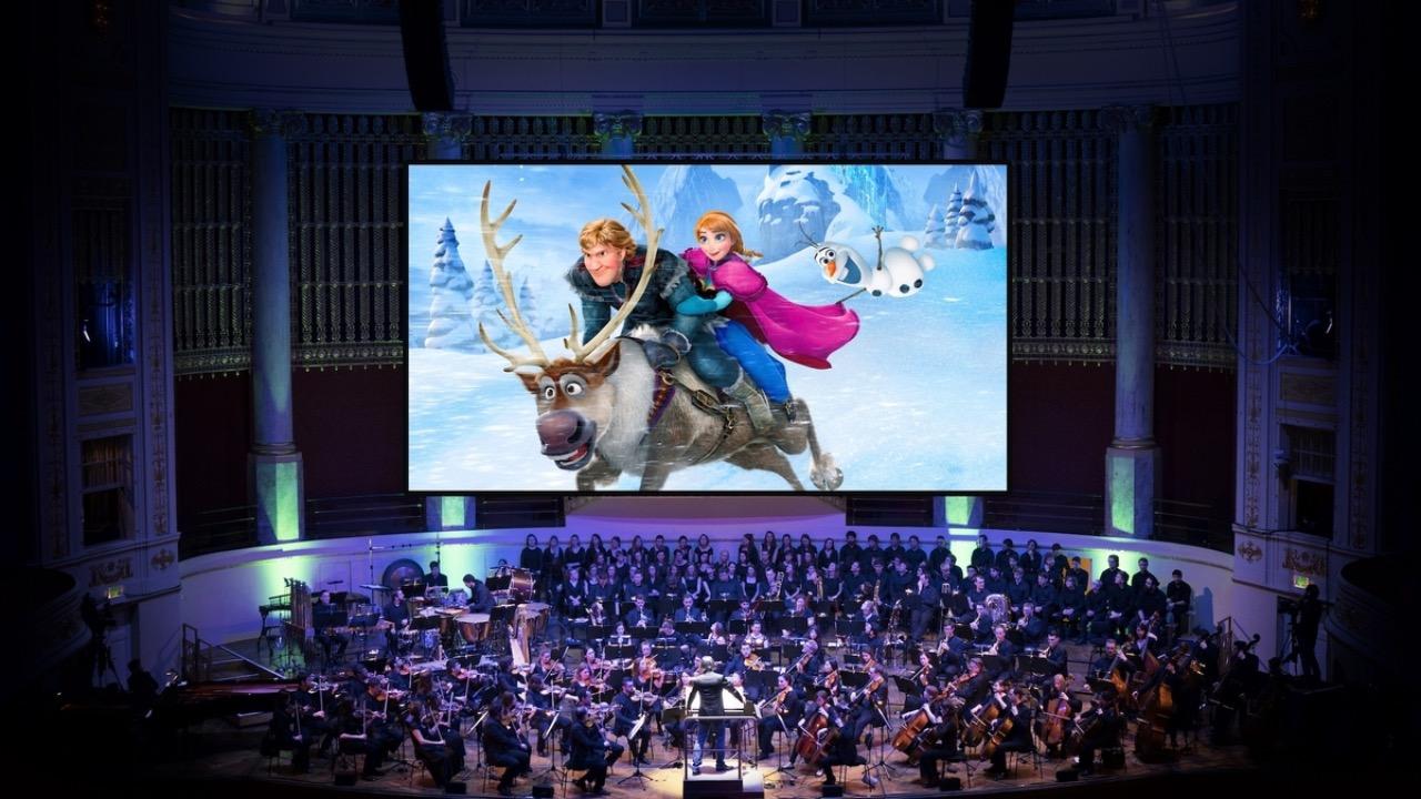 Disney en concert à la Halle Tony Garnier !