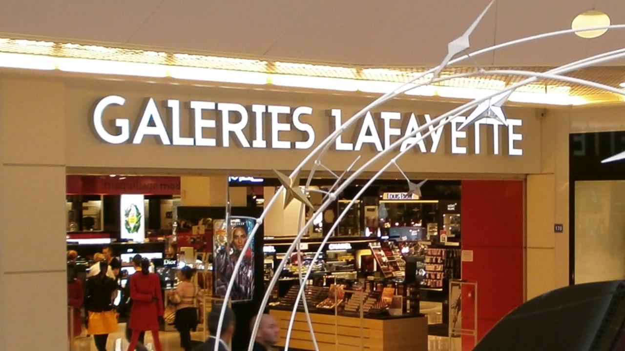 Réouverture des Galeries Lafayette Part Dieu !