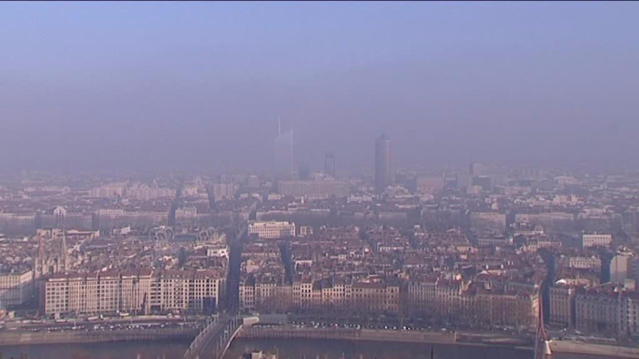 Lyon : la circulation différenciée mise en place à partir de vendredi matin