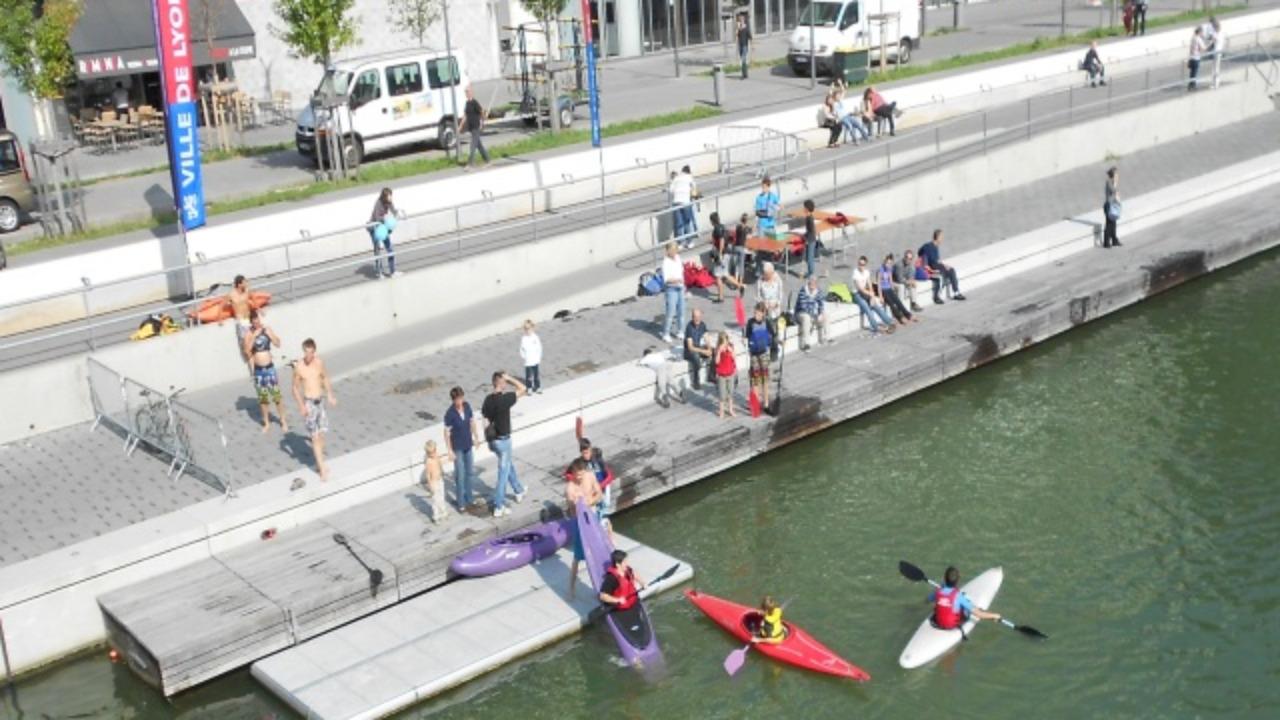 Covid-19 : annulation de la Lyon Kayak !