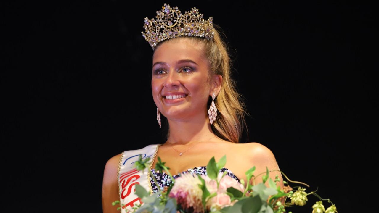 Charlyne Pringault devient Miss Rhône 2020 !