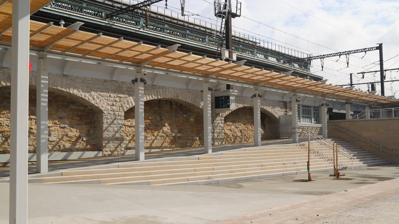 Lyon : la gare de Perrache s'ouvre autrement