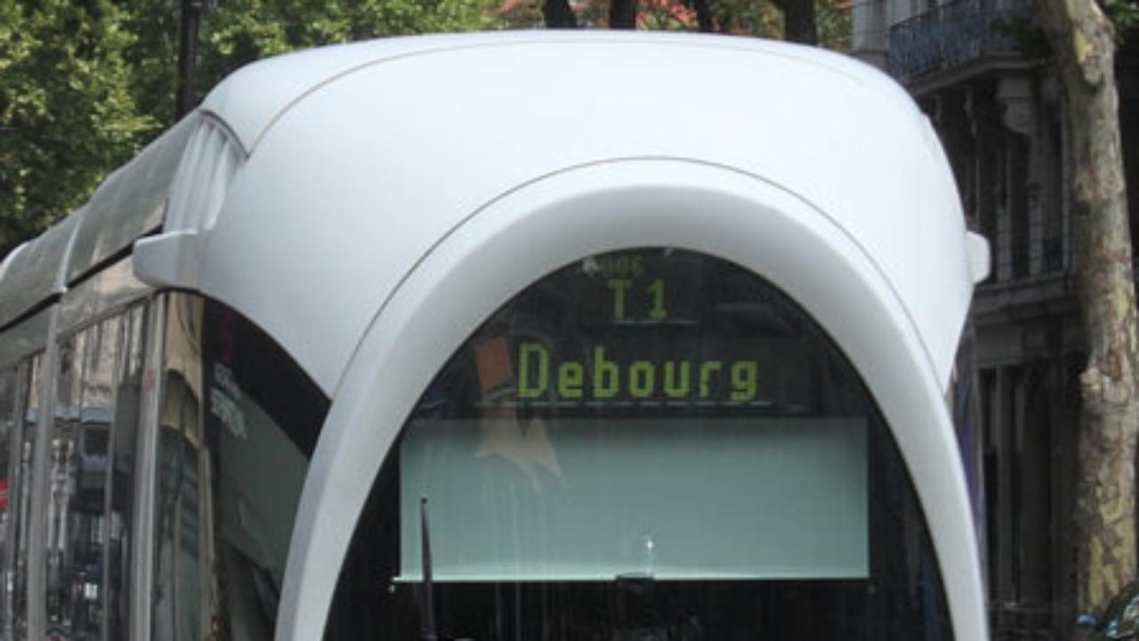 Lyon : la ligne T1 du tram perturbée ce vendredi matin par une panne électrique