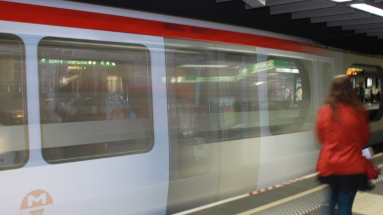Travaux d'automatisation : des perturbations sur les lignes A et B du métro au mois d'octobre
