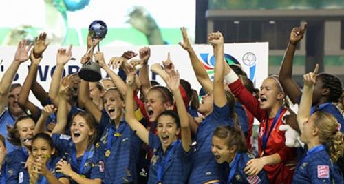 Foot f minin la coupe du monde des u17 pr sent e lyon - Coupe du monde de foot feminin ...