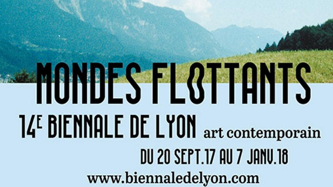 La Biennale d'art contemporain de Lyon débute ce mercredi