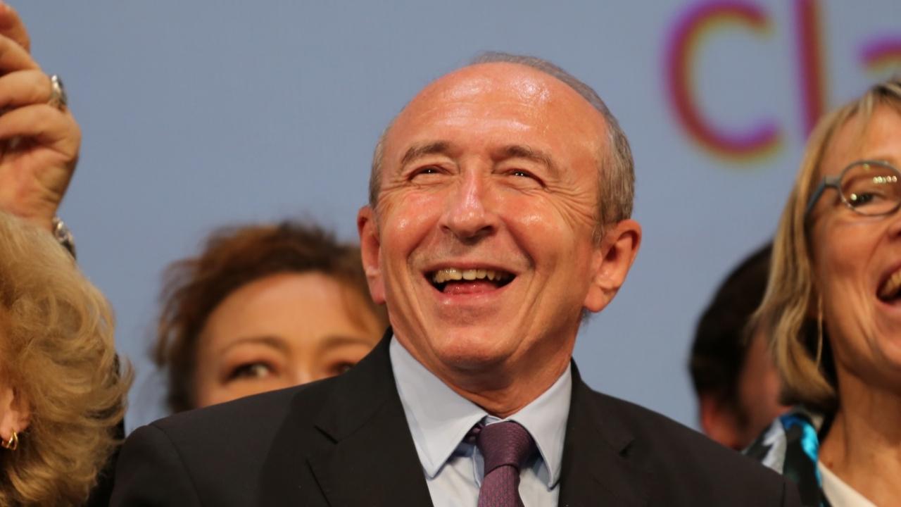 G rard collomb 3e ministre le plus efficace du for Desherbant le plus efficace