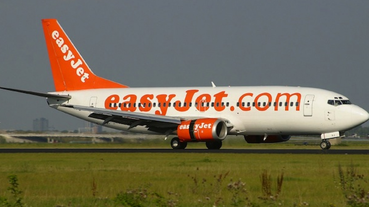 Quatre allers-retours Rennes-Lyon par semaine à partir de 2018 — EasyJet