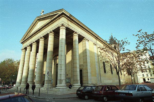 Lyon 6ème : un incendie dans une église