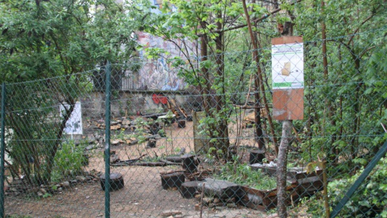 Lyon le jardin des pendarts vacu for Le jardin 69008 lyon