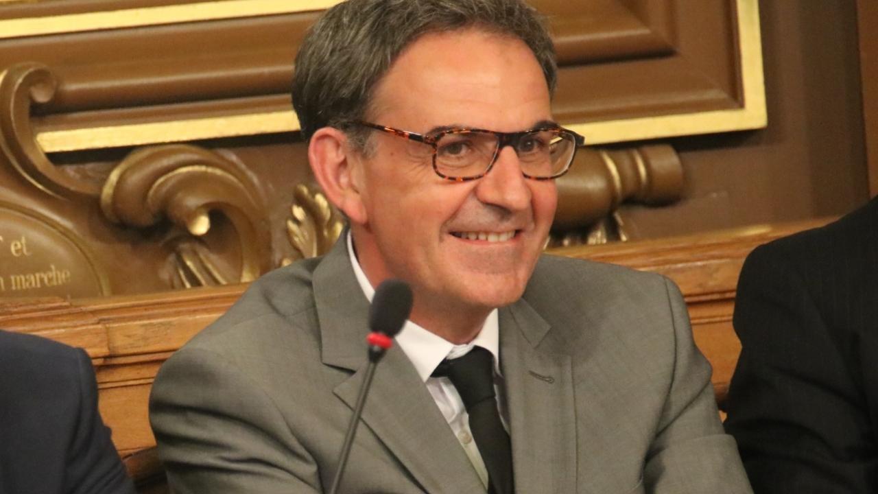 David Kimelfeld pourrait quitter la mairie du 4e arrondissement de Lyon avant la fin de son mandant